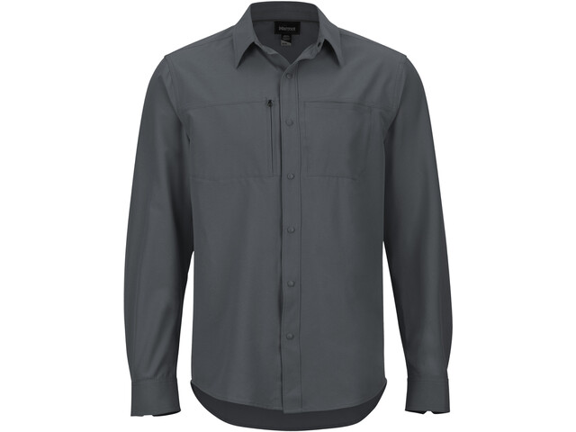 Marmot Lisgar T-shirt à manches longues Homme, slate grey